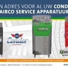 Maandactie airco service